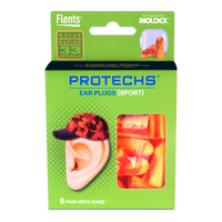 PROTECHS™ Ear Plugs for SPORT package