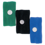 Travel Wristbands in assorted colors