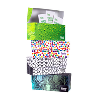 Decorative Boxes of  Flents® Wipe 'n Clear® Lens Wipes