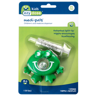 Ezy Dose® Medi-Pals Medication Dispenser - frog package