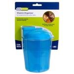 Vitamin Organizer blue - package