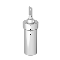 Stainless Steel Locking Pill Container