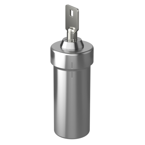Stainless Steel Locking Container