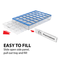 Pharmadose® Pill Planner is Easy to Fill