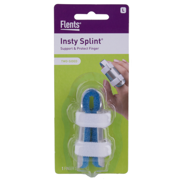 Large 2-Sided Insty Splint package