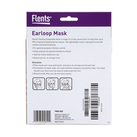 Ear Loop Mask directions