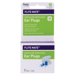 Flite Mate Pressure Reducing Ear Plugs package