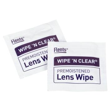 Wipe 'n Clear® Lens Wipes