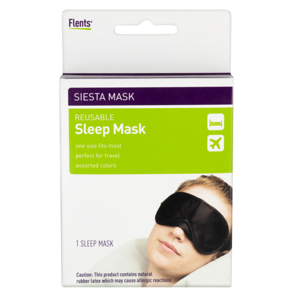 Siesta Mask box