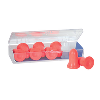 Soft Foam Ear Plugs in carrying case