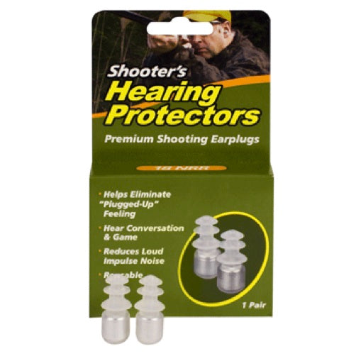Shooter's Hearing Protectors