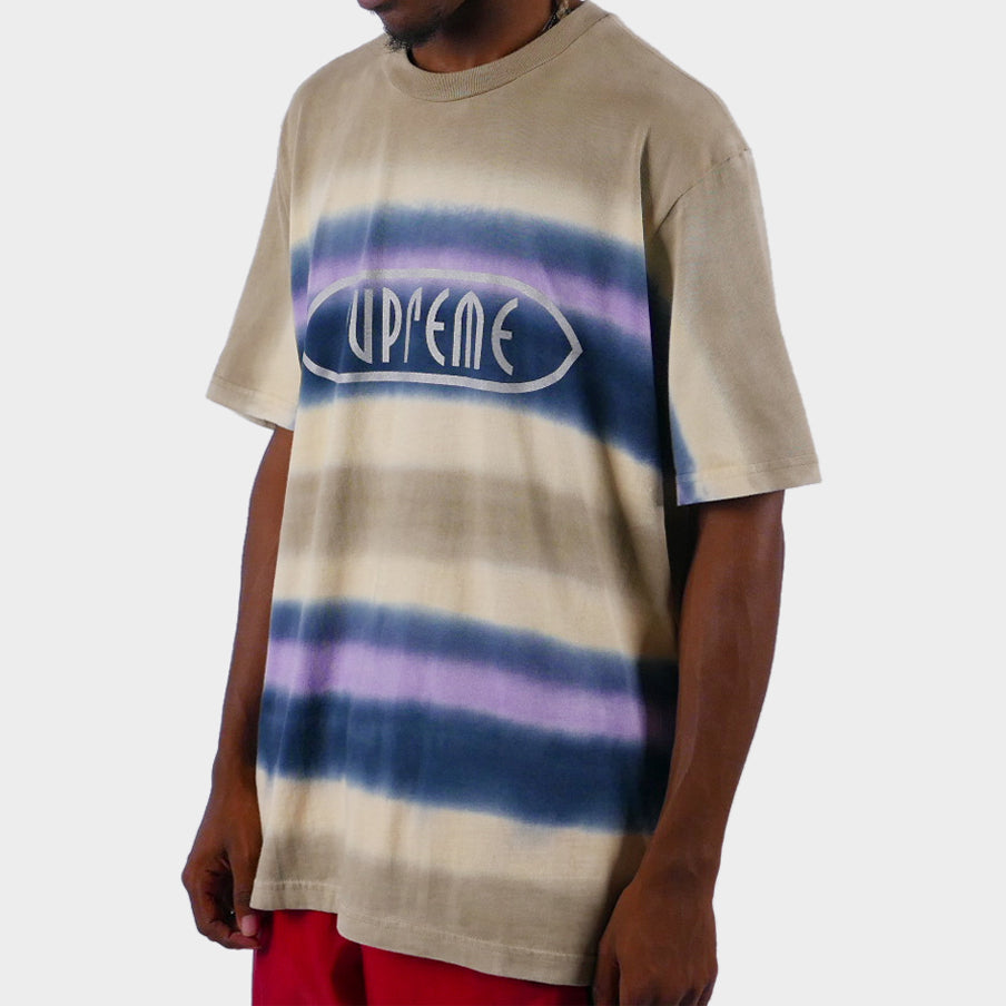 Rainbow Stripe Tee