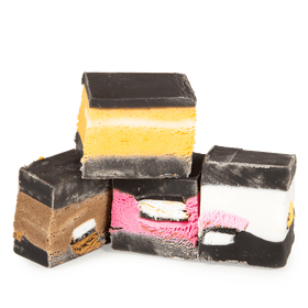 Liquorice Allsorts - Fudge Bar