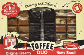 Walkers Toffee Duo Hammer Pack 200g