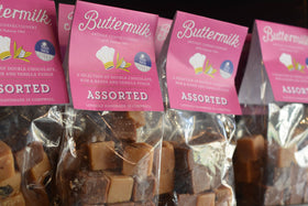 Buttermilk Assorted Fudge