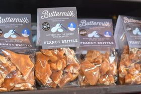 Buttermilk Peanut Brittle