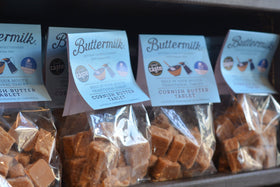 Buttermilk Cornish Butter Tablet Fudge