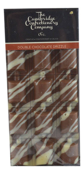 Double Chocolate Drizzle