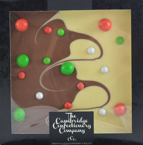 Festive Fully Loaded Chocolate Tile