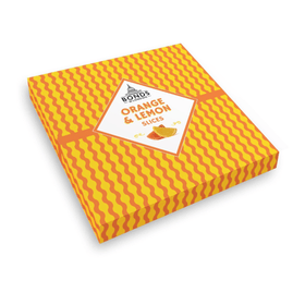 Bonds of London Orange & Lemon Slices Box 120g