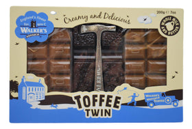 Walkers Toffee Twin Hammer Pack 200g