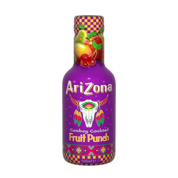 Arizona Fruit Punch Bottle - wilfreds.shop