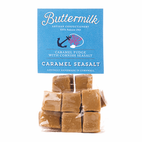 Buttermilk Caramel Seasalt