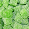 Chewy apple flavoured cubes