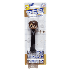 PEZ Harry Potter Blister Pack w/ Mystery Flavour PEZ Candies - 0.87oz (24.7g)