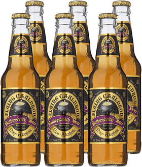 Flying Cauldron Butterscotch Beer 12oz (355ml)