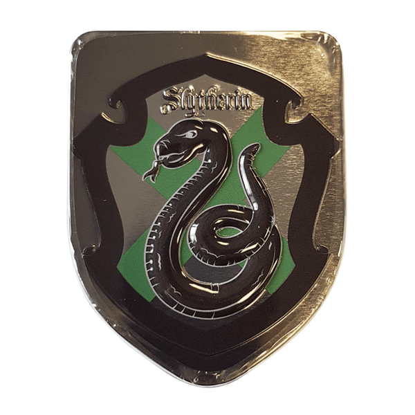 Harry Potter Slytherin House Crest Tin w/ Jelly Beans - (28g)