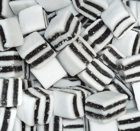 Black & White Mints