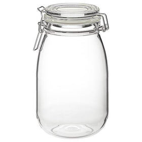 Glass 1.8L - Fill your own