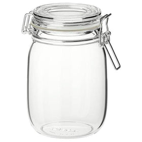 Glass 1L  - Fill your own
