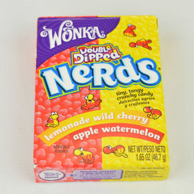 Single Nerds Box Lemonade Cherry & Apple Watermelon