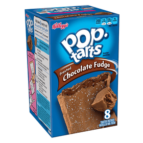 Pop Tarts - Frosted Chocolate Fudge - 8 Pack 14.7oz (416g)