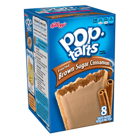 Pop Tarts Frosted Brown Sugar Cinnamon 8-Pack - 14oz (397g)