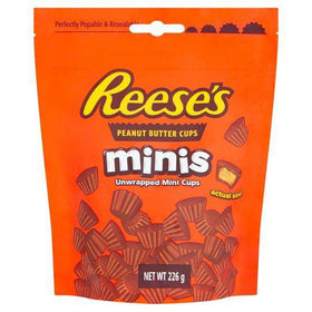 Reese's Peanut Butter Cups Miniatures Pouch