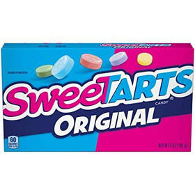 Sweetarts Theatre Box 5ox (141.7g) (Vg.)