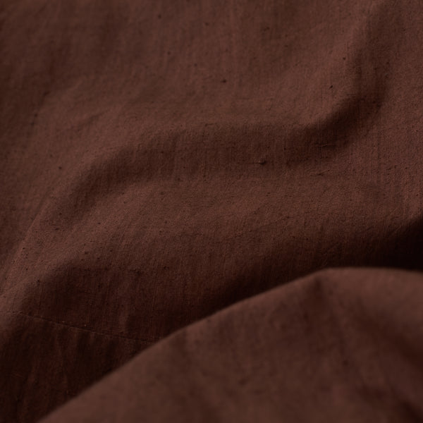 Natural Dye meets Organic Cotton - Color - EARTH