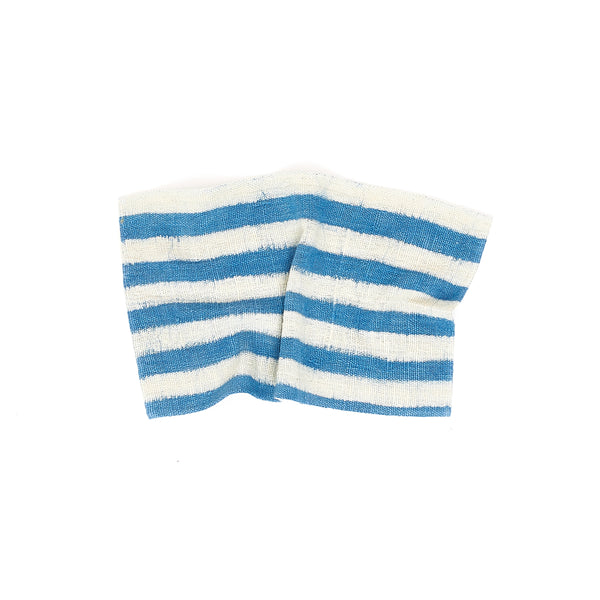 INDIGO STRIPE TOWEL SMALL