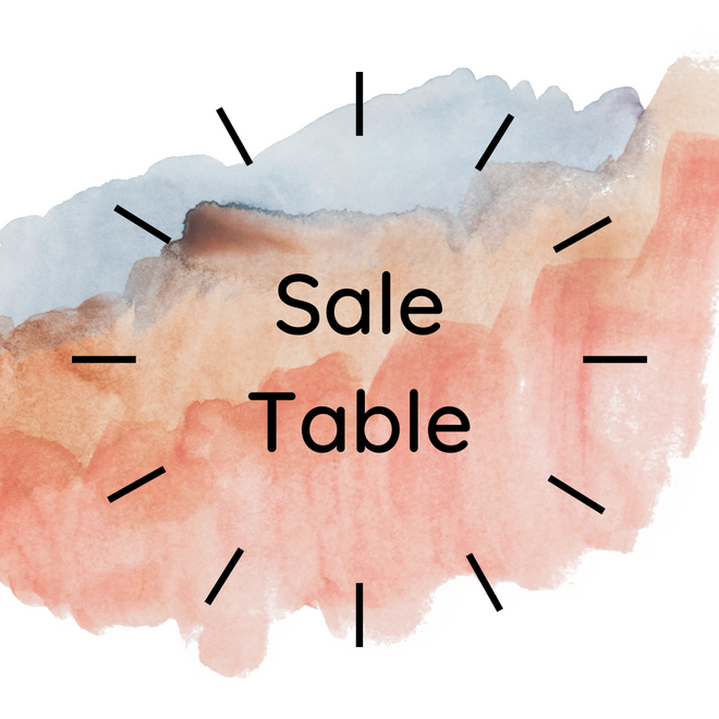 Sale Table