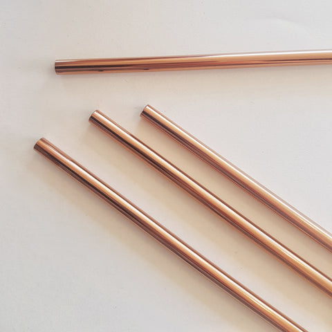 Metal Straws : Copper