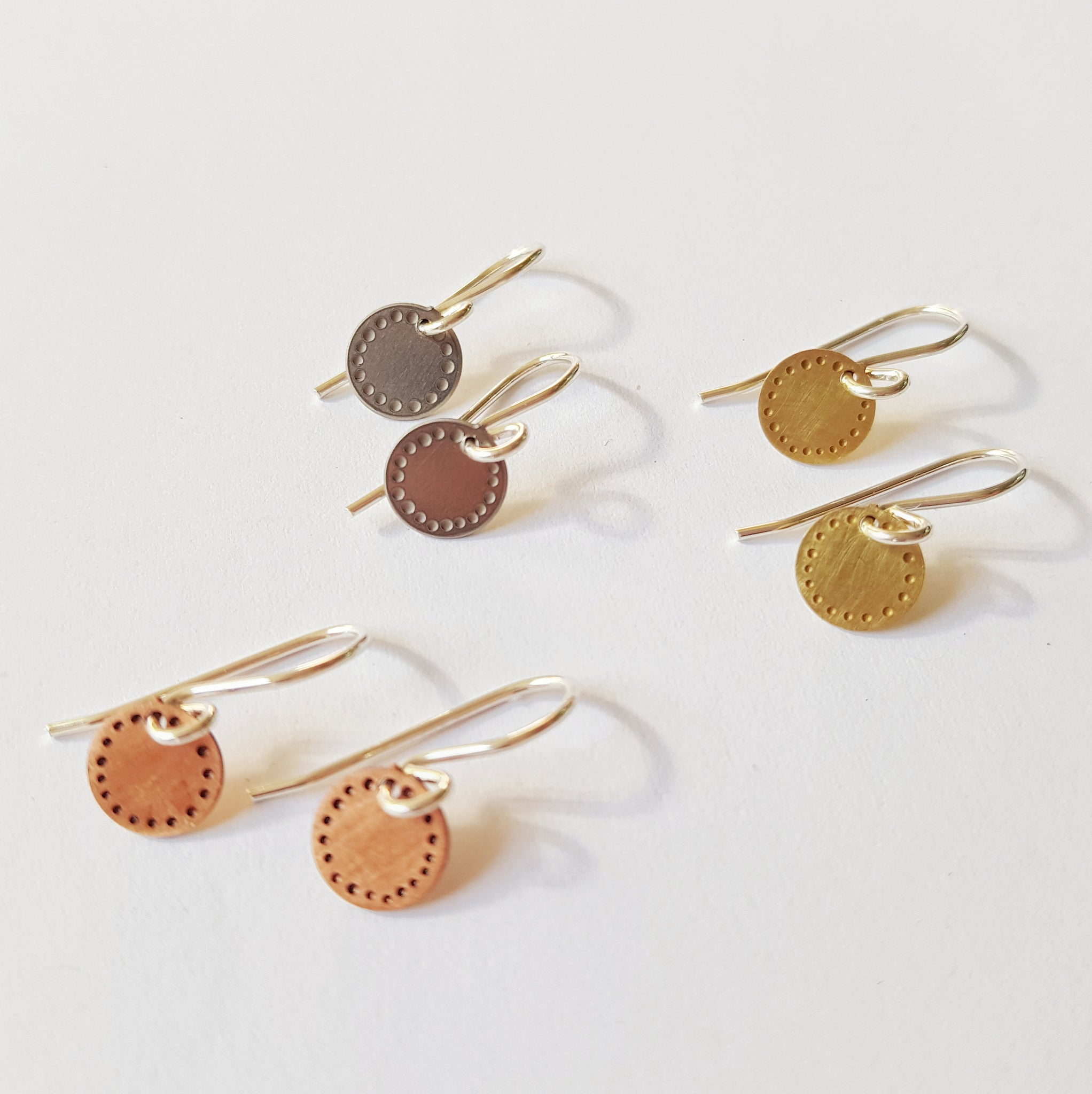 Blossom earrings x Jessica Jubb
