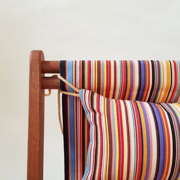 Deck Chairs + Head Cushions
