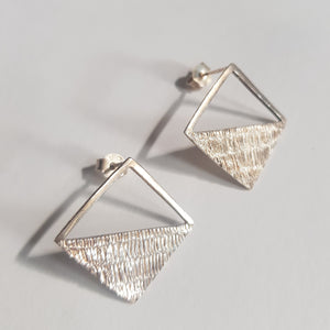 Kite hand crafted earrings
