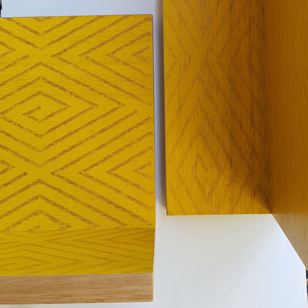 Shelf x Bonnie & Neil : Yellow