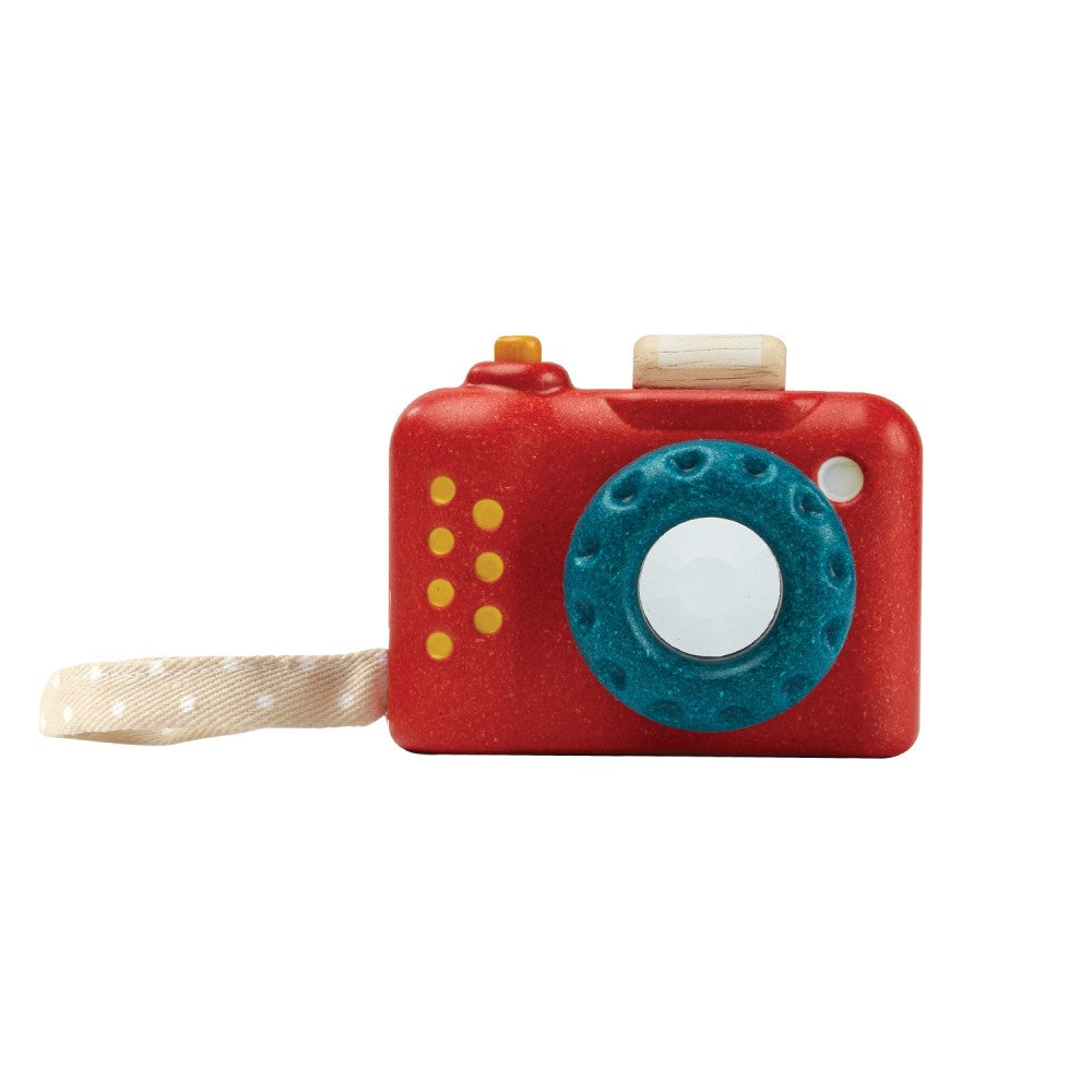 Wooden Plan Toys camera