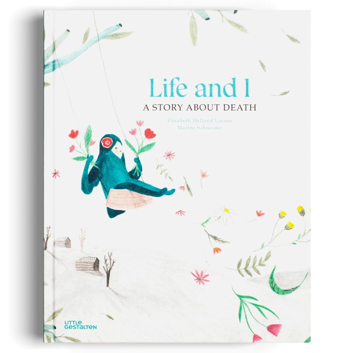 Book : Life and I. A Story about Death