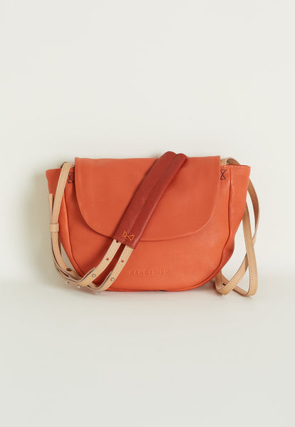 Half Moon Bag : Ginger x Nancybird